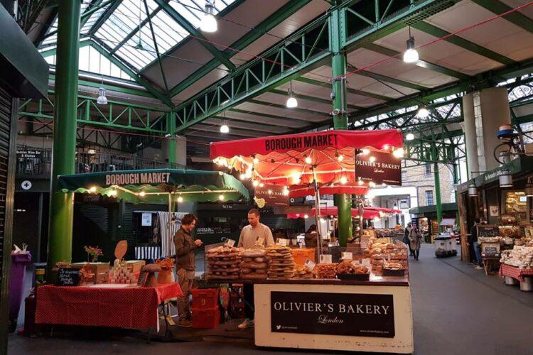 Foto: Nehmen Sie sich ein wenig Zeit zum Schauen, Plaudern und Schnuppern auf dem Borough Market - es lohnt sich © Borough Market
