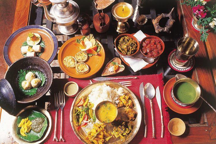Foto: Um den ursprünglichen Wert der Mahlzeiten zu betonen, ist im Krishnarpan alles Bio - Die meisten Zutaten stammen aus zwei eigenen Anbauflächen © The DWARIKA'S HOTEL