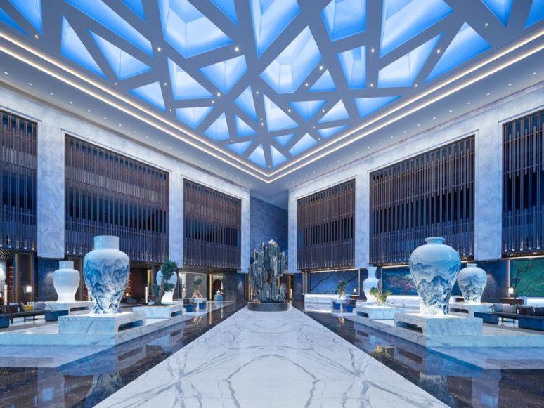 Nuo Hotel, Peking: 'Made in China' – und wie!