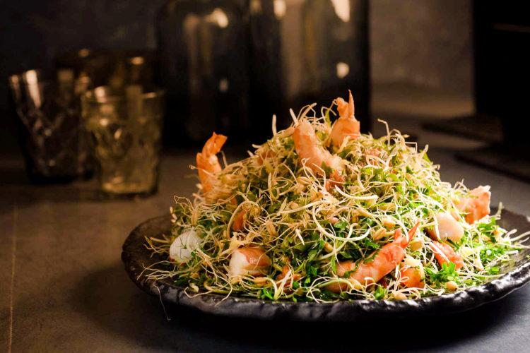 Restaurant Babel Bahr Beirut