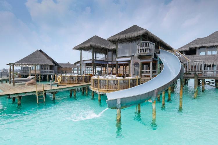 Gili Lankanfushi, Malediven