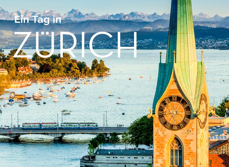 Ein Tag in Zürich: To-do-Liste für Detailverliebte