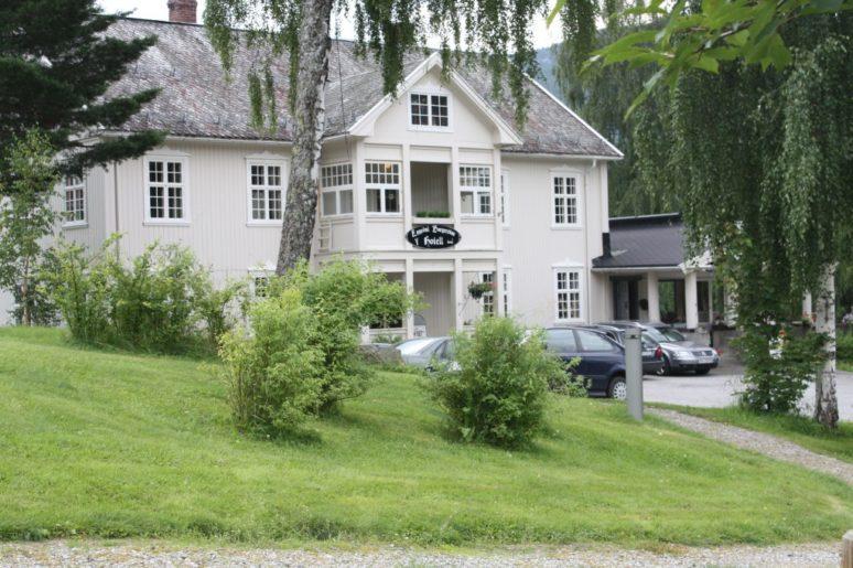 Eggedal Borgerstue, Norwegen: Ab vom Schuss
