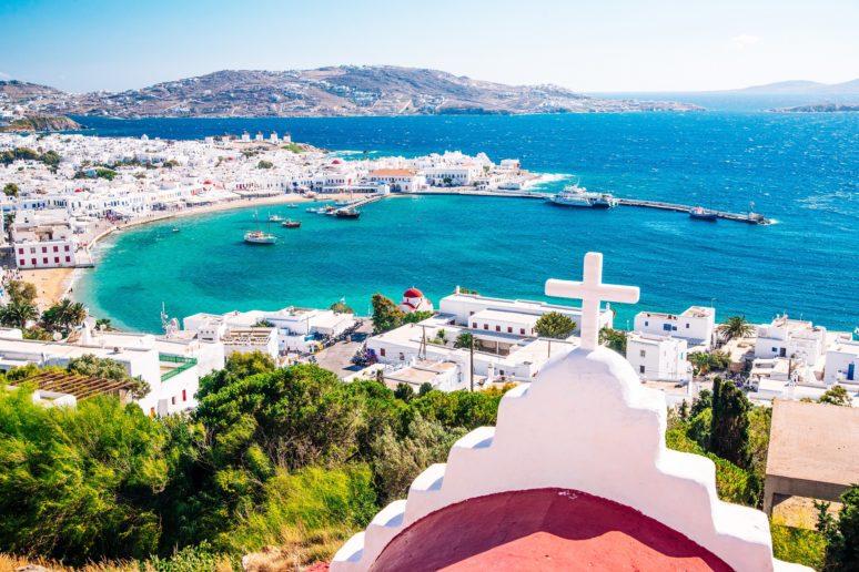 Hot Spot Mykonos: Mehr Promis als Götter