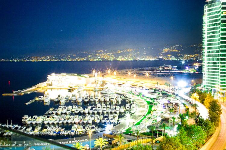 Yachthafen Beirut