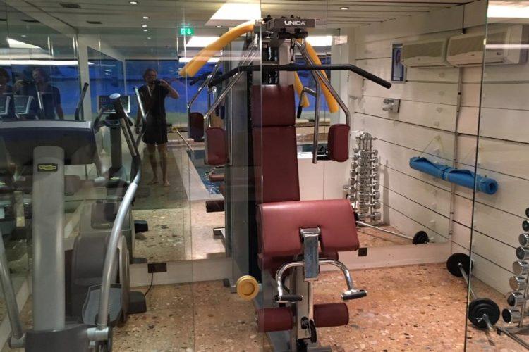Thurnhers Alpenhof Fitnessstudio
