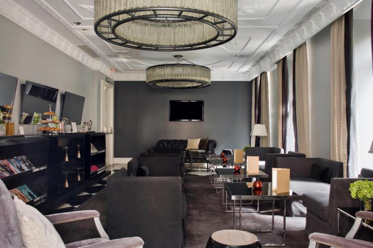 Unico Madrid Loungebereich