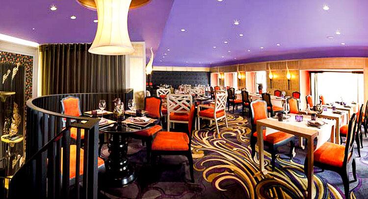 Foto: Das Patara verfügt als eines von wenigen thailändischen Restaurants in Europa über eine 14-Punkte-Wertung von Gault Millault © Patara Restaurant Vienna GmbH