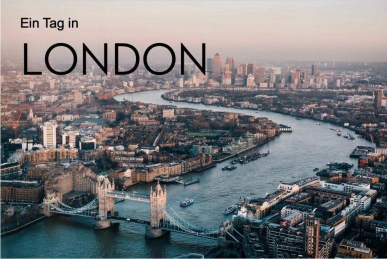 Ein Tag in London To-do-Liste für Kosmopoliten