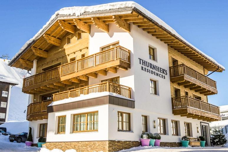 Thurnher's Alpenhof