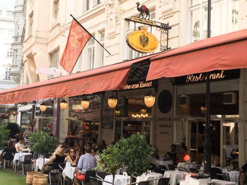 schwarze Kameel Restaurant Wien