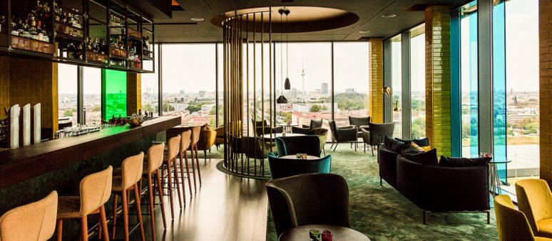 Die 3 angesagtesten Rooftop-Bars in Berlin